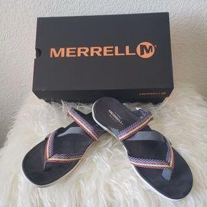Merrell Women's District Mendi Thong Flip Flops